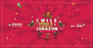 FIESTA Chile, Tequila y Corazón Vol.2