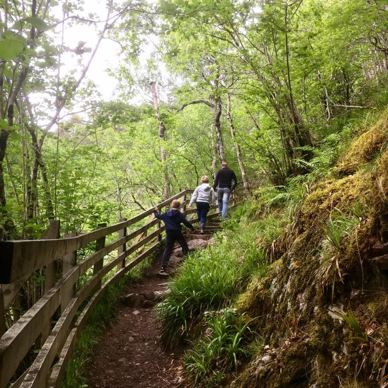 A Family Holiday to Loch Ness - Part 2 - Waterfalls & Battlefields