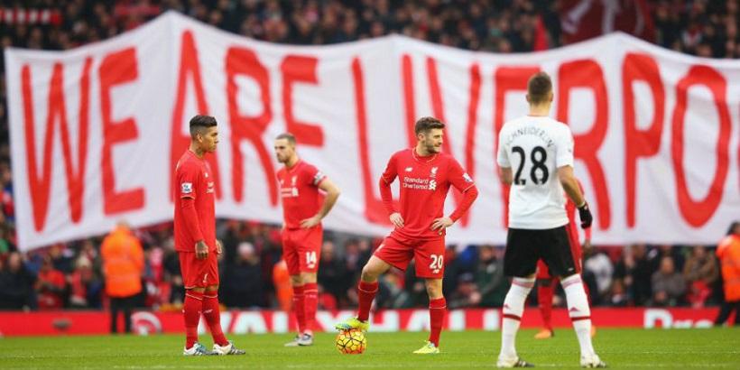 Benci Untuk Mencinta ala fans Liverpool - MU