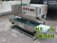 mesin kemasan gula semut