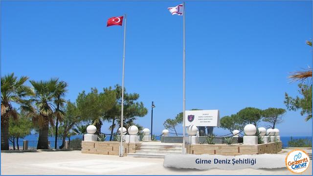 Girne-Deniz-Sehitligi