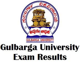 Gulbarga University Degree Exam Results 2017 Nov-Dec