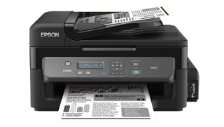 Epson WorkForce M200 driver descargar