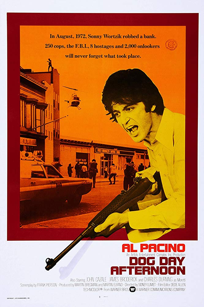 Dog Day Afternoon 1975 English Movie Bluray 720p