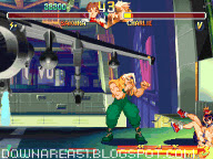 Street Fighters Alpha II (CPS2)