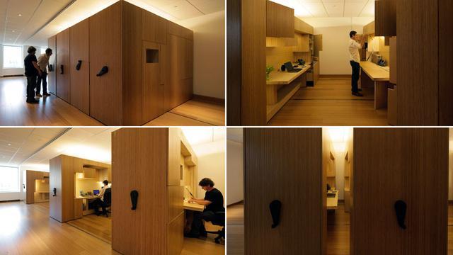20 pasadizos secretos y habitaciones ocultas a plena vista - Escondites secretos en casa ...