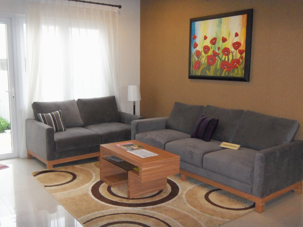 Contoh Hiasan Ruang Tamu Yang Simple Desain Rumah Minimalis