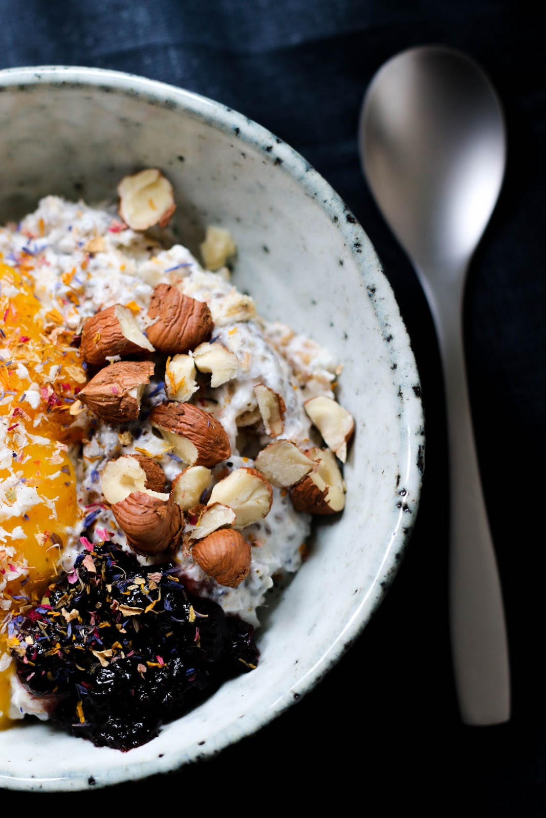 Overnight Oats, Fleurcoquet