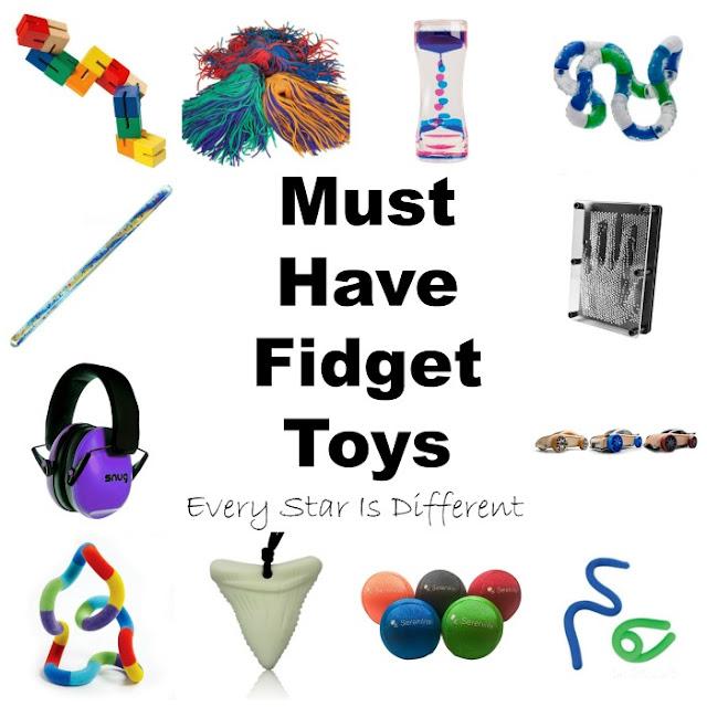 Must have fidget toys!