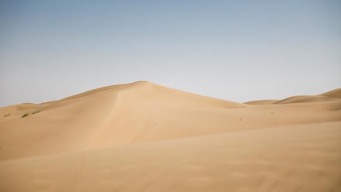 Wallpaper: The Arabian Desert