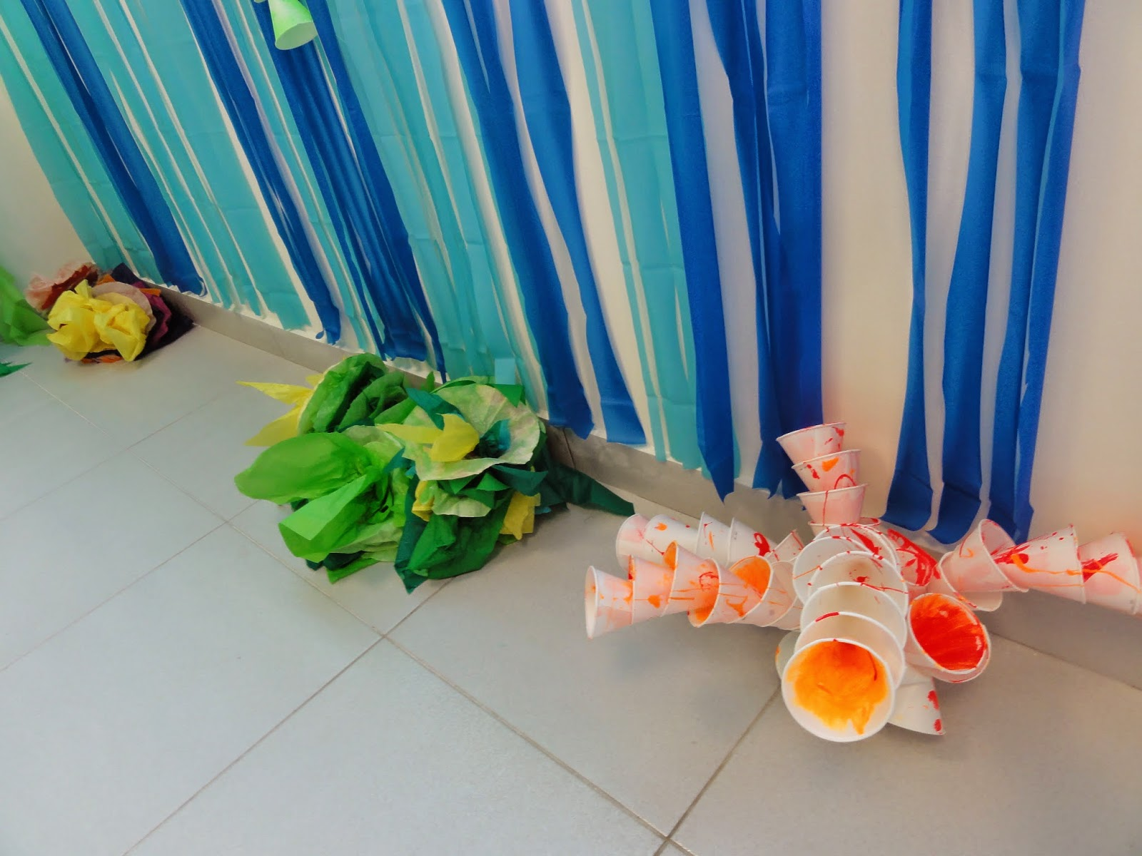 The Charming Classroom Ocean Classroom Theme
