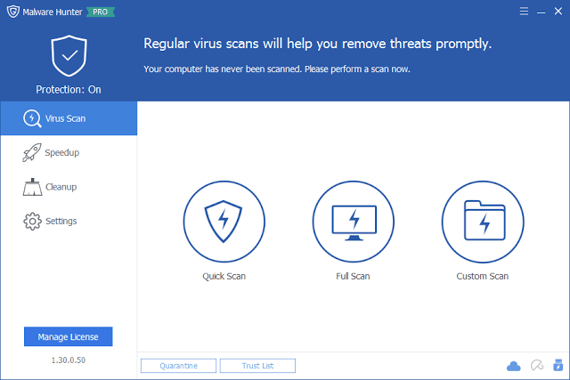 Glarysoft Malware Hunter 1.43.0.377 PRO Serial Key