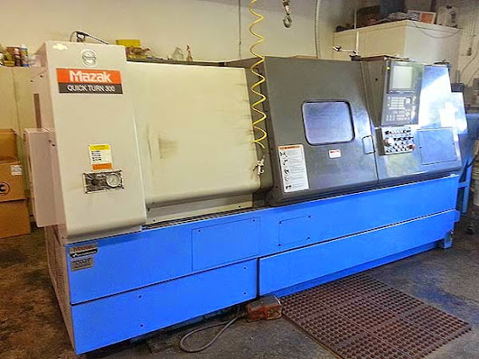 MAZAK CNC Turning Centers Seeking Offers