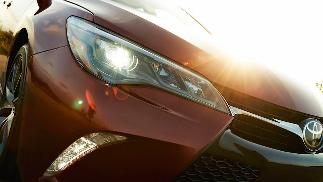 The Bold New 2015 Toyota Camry at Hoselton Toyota in Rochester, NY 14445