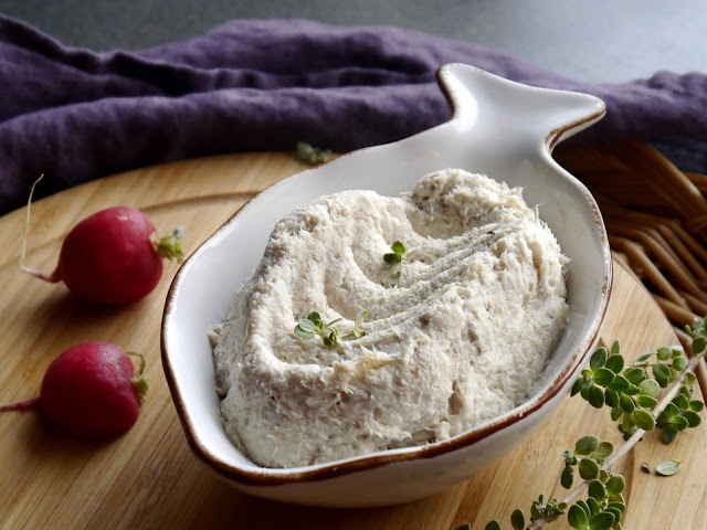 Pasta chrzanowa z makreli - Czytaj więcej »