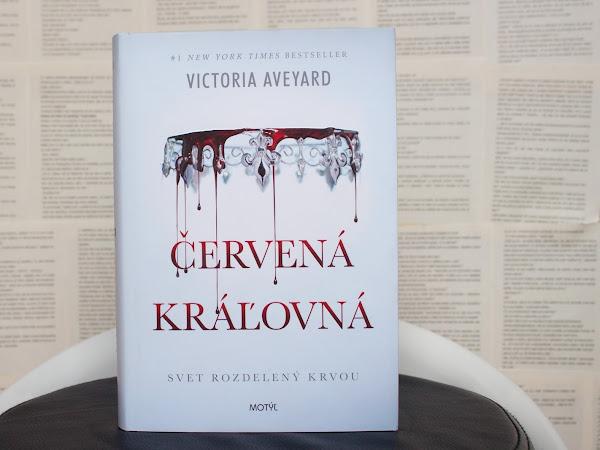 R: Červená kráľovná - Victoria Aveyard