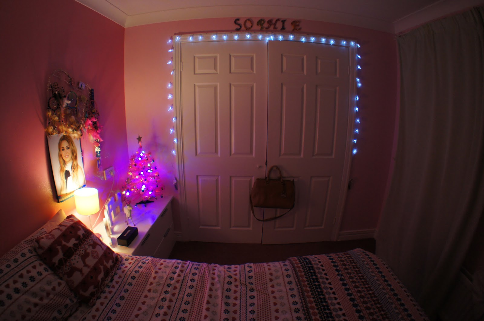 Fairy Lights Kids Room Christmas Decor Calvirose
