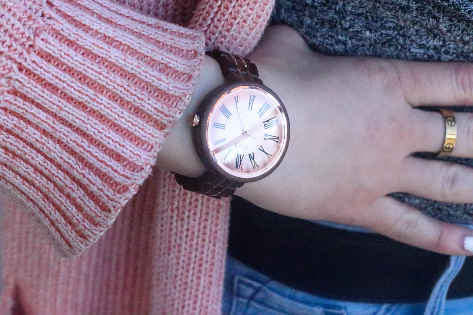 3 Outfits + 1 Watch, Plus A GIVEAWAY With Jord Watches