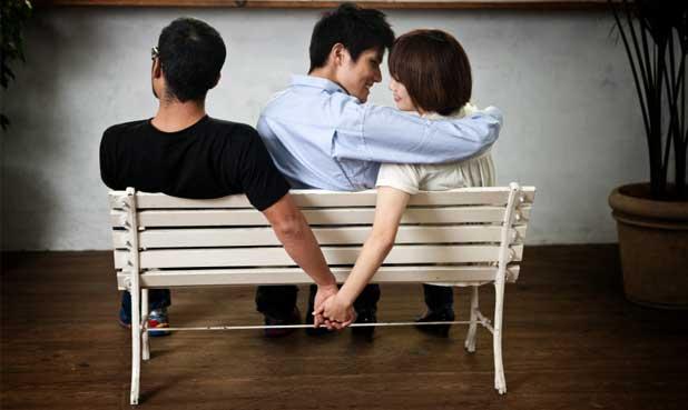 Cheating Girl Signs/DPI
