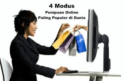 Wajib Tau! 4 Modus Penipuan Online Paling Populer di Dunia
