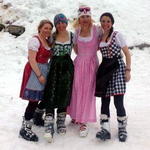 La vida en el Glaciar de Stubai