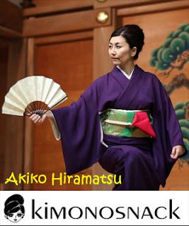 Akiko Hiramatsu From Japan
