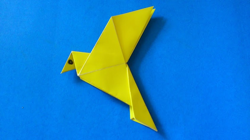 2000+ Gambar Burung Origami  Paling Keren