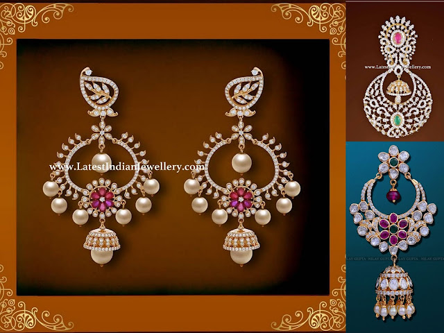 3 Different Diamond Chandbalis