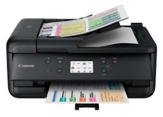 Canon PIXMA TR7540 Download Printer Drivers