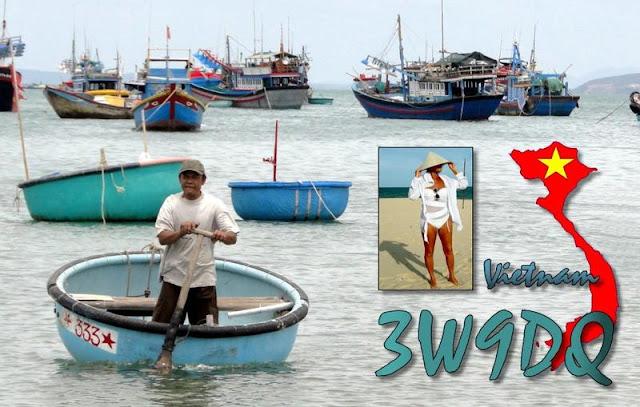 3W9DQ%2Bqsl Design02 600 - La Qsl de 3W9DQ, Vietnam