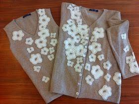DIY: suéter imitación J.Crew