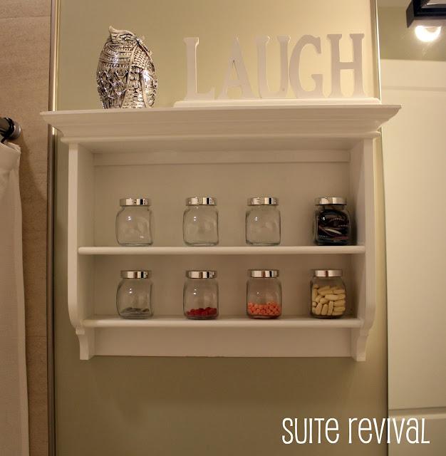 Suite revival bathroom tour for Megan u bathroom tour