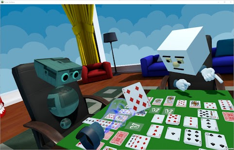 Power solitaire vr Apk+Data Free on Android Game Download