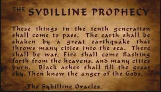 libros oraculos sibilinos