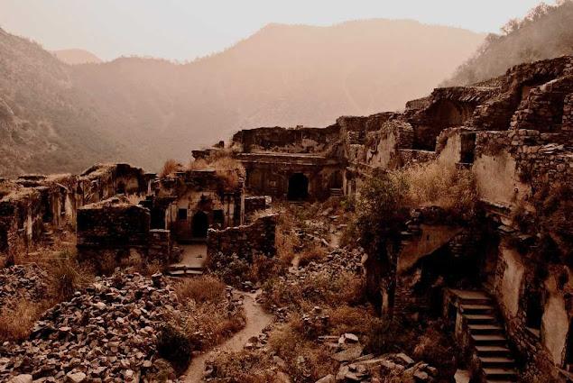 Bhangarh Fort – Ajabgarh, Alwar, Rajasthan