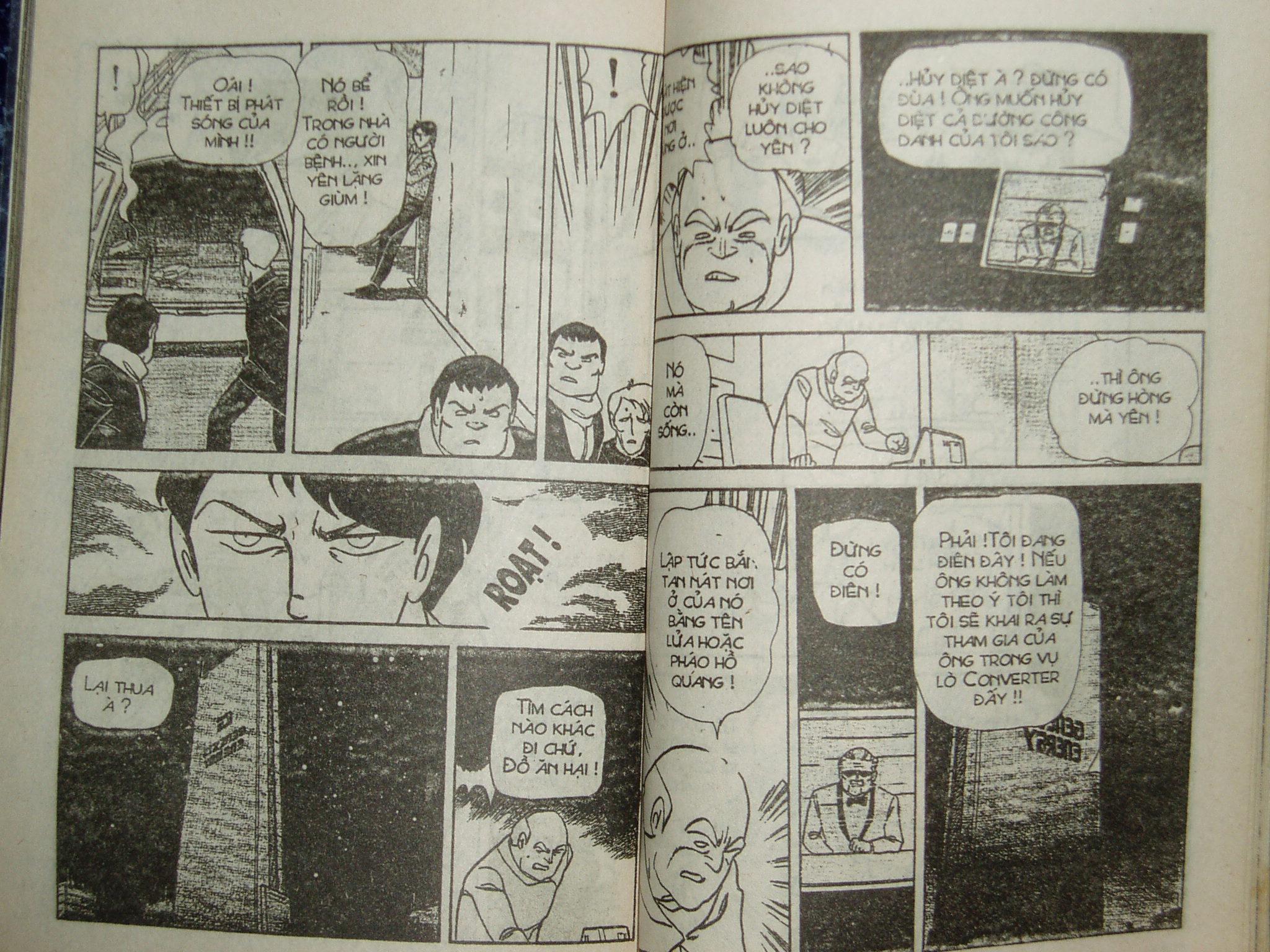 Siêu nhân Locke vol 14 trang 68