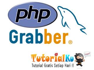 Apa itu script Grabber PHP lalu Bagaimana cara menggunakannya ?