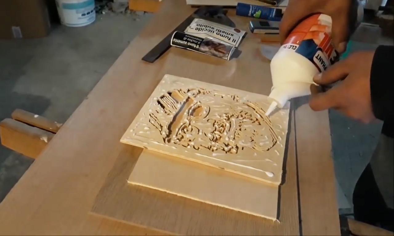 Pietro maker artigiano 2 0 fai da te video tutorial hobby for Hobby del legno