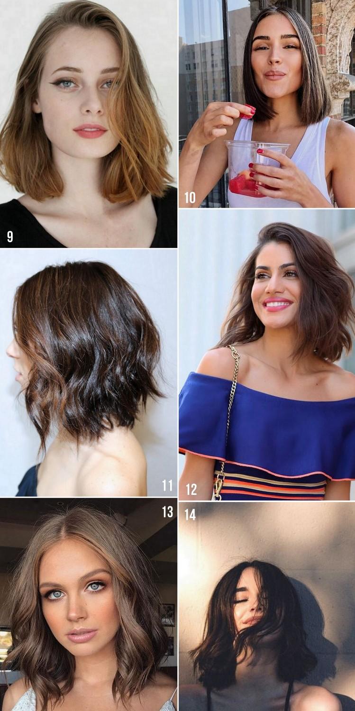 cabelos curtos lindos 2018
