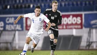 Χατζηγιοβανης..όαση με την Εθνική Ελπίδων- Σκόραρε και έστειλε την Ελλάδα στα play off του Ευρωπαϊκού πρωταθλήματος U21