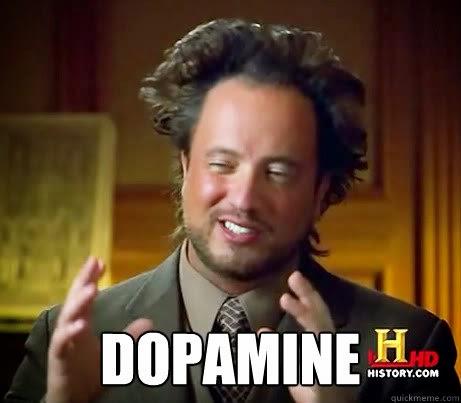 16 шагов к сохранению дофаминовых рецепторов.