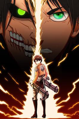 Asal-usul kekuatan dari Titan Eren