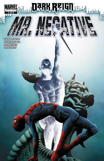 the amazing spider man game mr negative