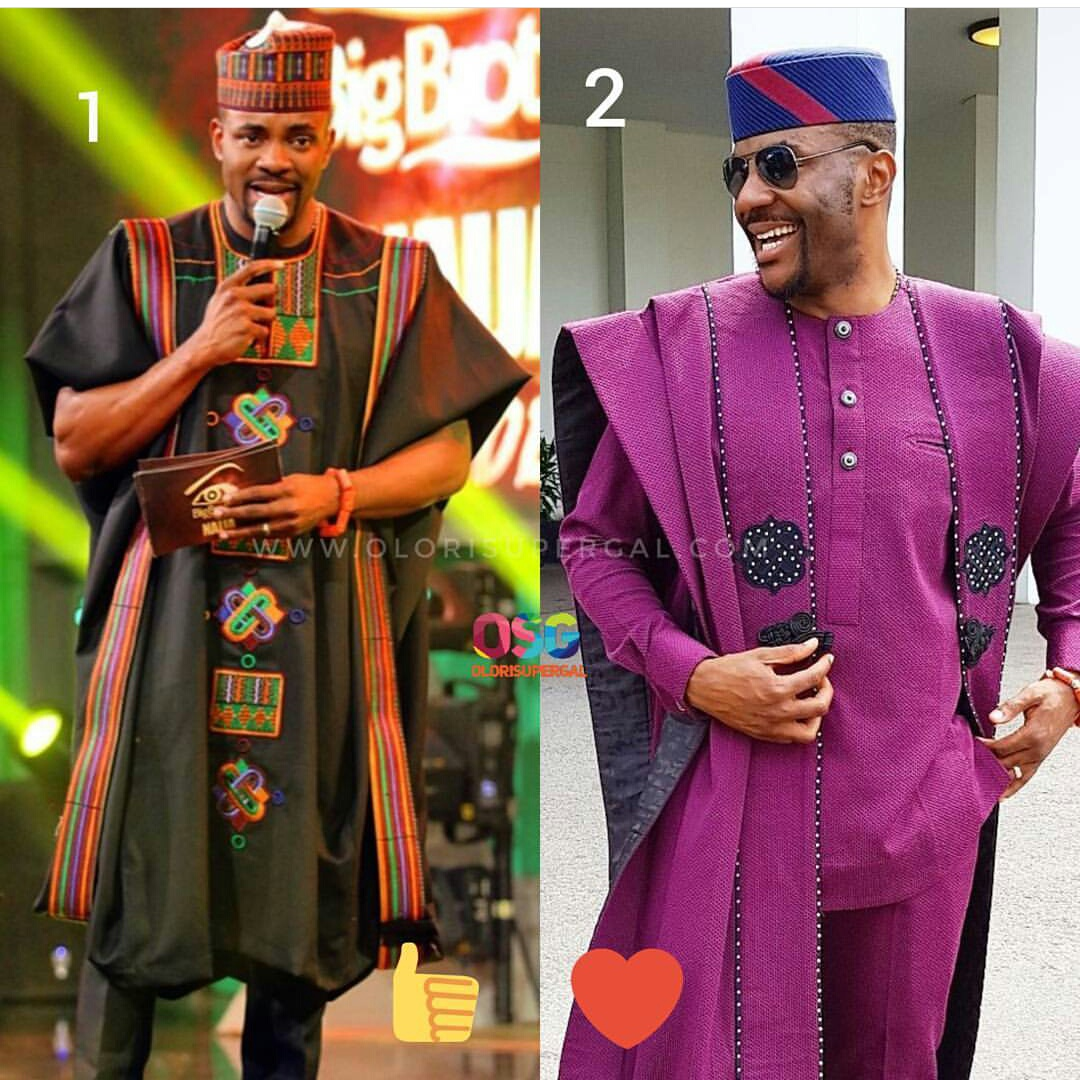 Image result for man copies ebuka's style