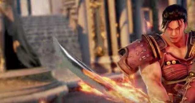 Soul Calibour VI se confirma para PS4, ONE y ordenadores