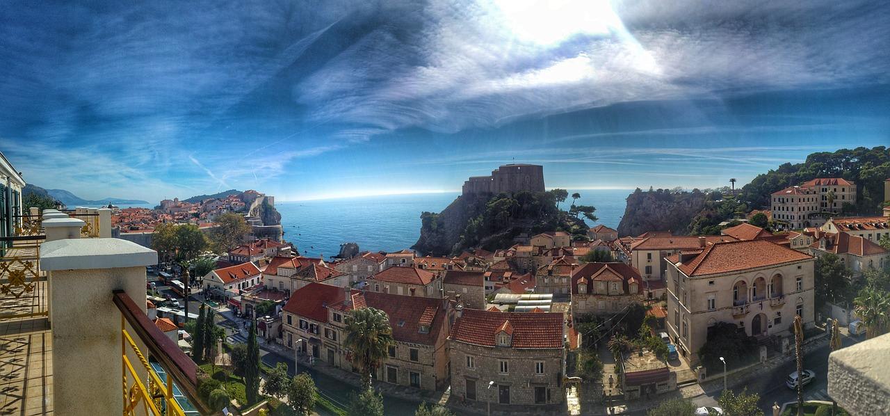 Gdzie warto pojechać na wakacje 2018 - Chorwacja Dubrownik