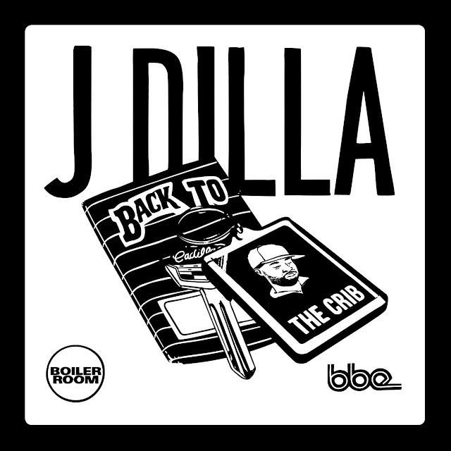 OUÇA - J Dilla - Back To The Crib [Mixtape]