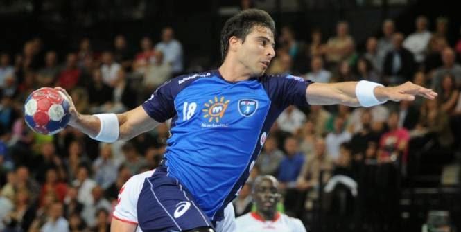 Vuelve Felipe Borges (BRA) tras lesión | Mundo Handball