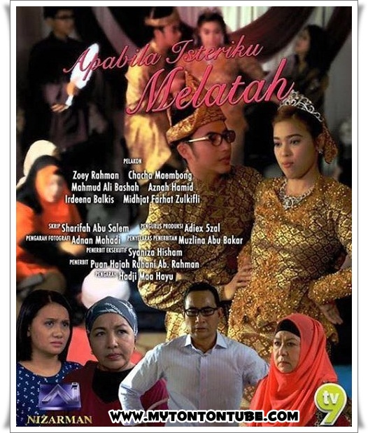 Telefilem Apabila Isteriku Melatah (2016) TV9 - Full Telemovie
