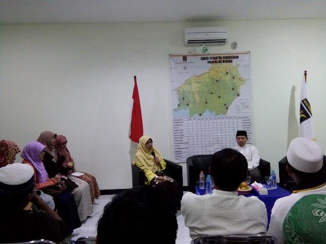 Tamu istemewa kunjungi kantor DPW PKS KALTENG